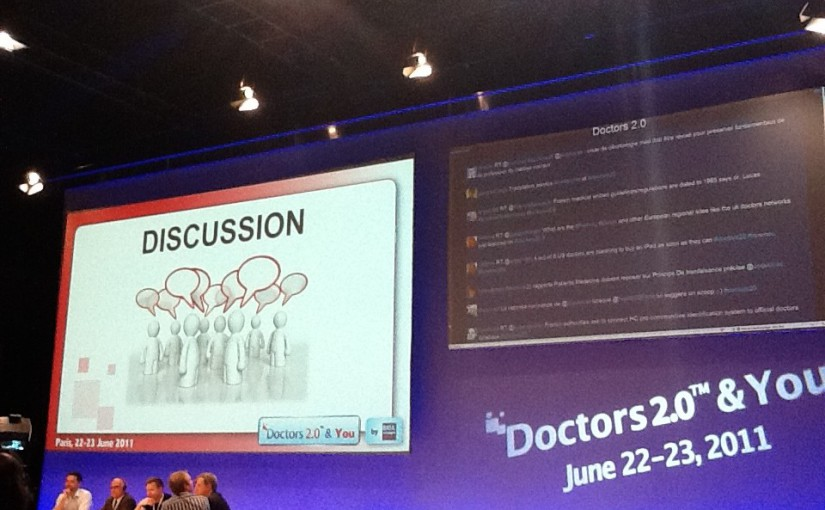 Highlights from Doctors 2.0
