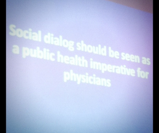 Doctors, education and Government's role in online health: questions and (some) answers from Doctors 2.0